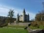 1522 Les plus beaux paysages de Wallonie : Châteaux et falaises entre Lesse et Meuse !