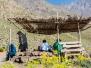 1609 - La trilogie du Toubkal : 3 sommets de 4000 m dont le Toubkal par sa voie sud-est, rarement empruntée