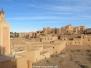 1649 - La vallée, les dunes du Drâa, aux portes du désert du sud marocain