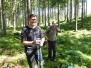 Bivouac en Suède