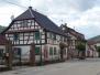 1616 - Grande traversée Nord – Sud : préambule dans les Vosges du Nord