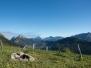 1643-Un automne à la montagne dans le magnifique massif des Bauges, entre le lac du Bourget et le lac d'Annecy